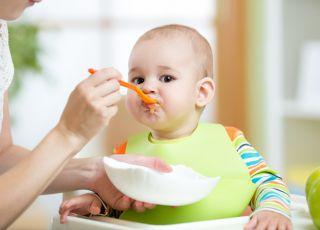 dziecko, niemowlę, rozszerzanie diety, karmienie niemowlaka