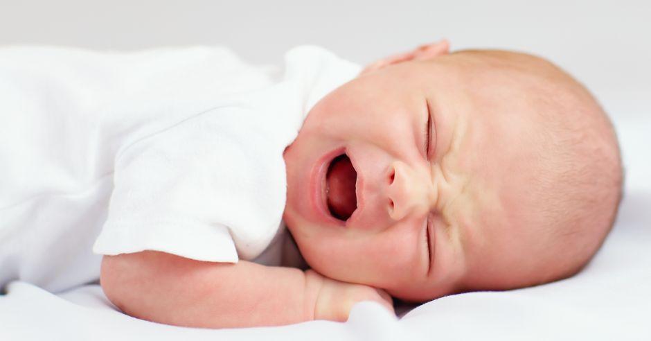 dziecko, noworodek, niemowlę, płacz, kolka