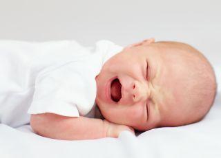 Czy to kolka u niemowlaka? – test