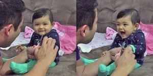 dziecko, obcinanie paznokci