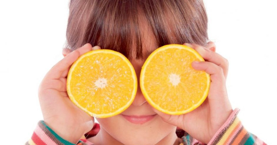 dziecko, owoce, kuchnia, zdrowie