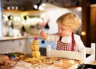 Przepis na ciasteczka świąteczne dla dzieci