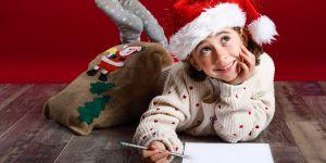 dziecko pisze list do mikołaja – wzór