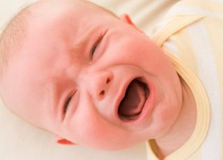 dziecko, płacz
