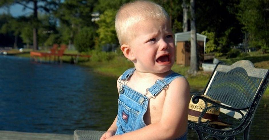 dziecko płacz utopienie