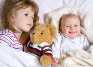 dziecko potrzebuje rodzeństwa