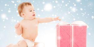 dziecko, prezent, prezenty świąteczne, pomysł na prezent, niemowlę