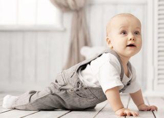 Od pełzania do chodzenia, czyli wszystko o rozwoju ruchowym dziecka