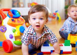 dziecko, rozwoj dziecka, rozwój niemowlaka, roczne dziecko