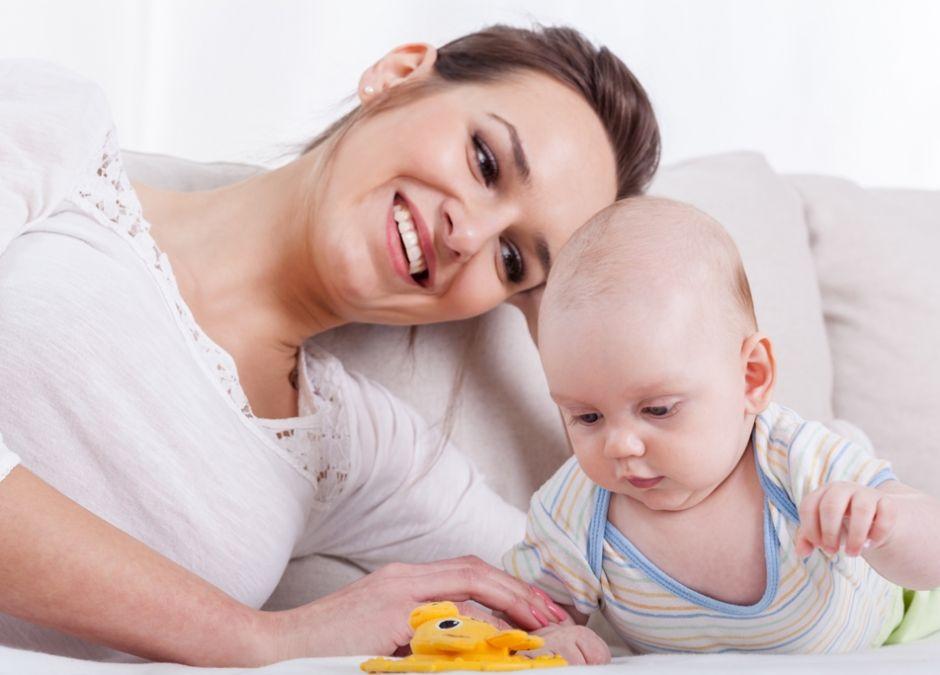 dziecko, rozwój, mama