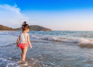 4-latka zgubiła się na plaży w Sopocie. Szukano jej kilka godzin!