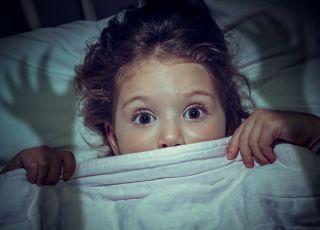 dziecko się boi