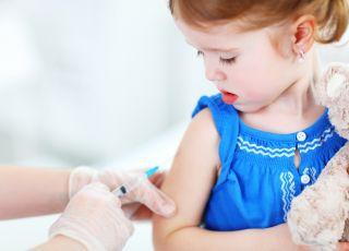 dziecko, szczepienie, szczepienie na grypę