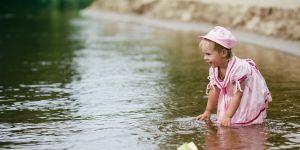 dziecko utopiło się w Wiśle