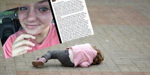 Dziecko w histerii