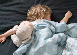 Czy twoje dziecko jest gotowe, żeby spać samo? Test
