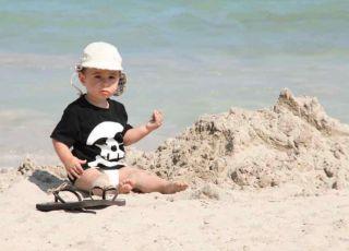 dziecko, wakacje