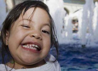 dziecko, wakacje, woda