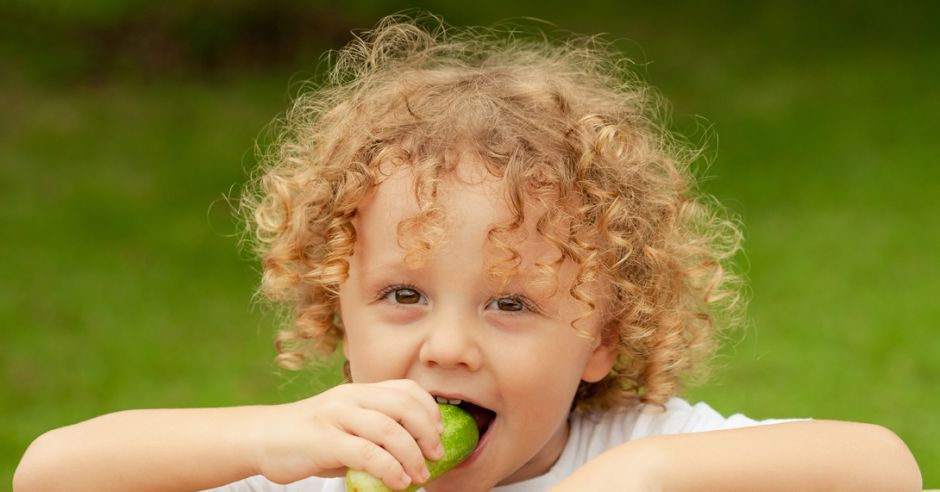 dziecko, warzywa, jak, zachęcić