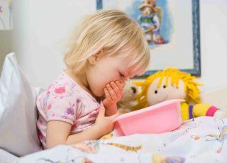 co na wymioty u dziecka