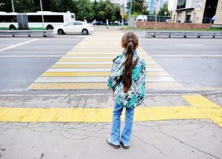 dziecko wypadek na drodze