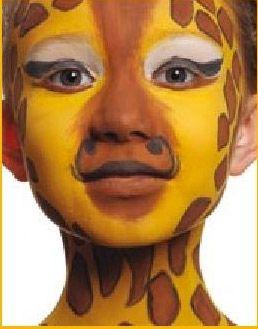 Jak Pomalować Dziecku Buzię żyrafa Strona 5 Mamotojapl