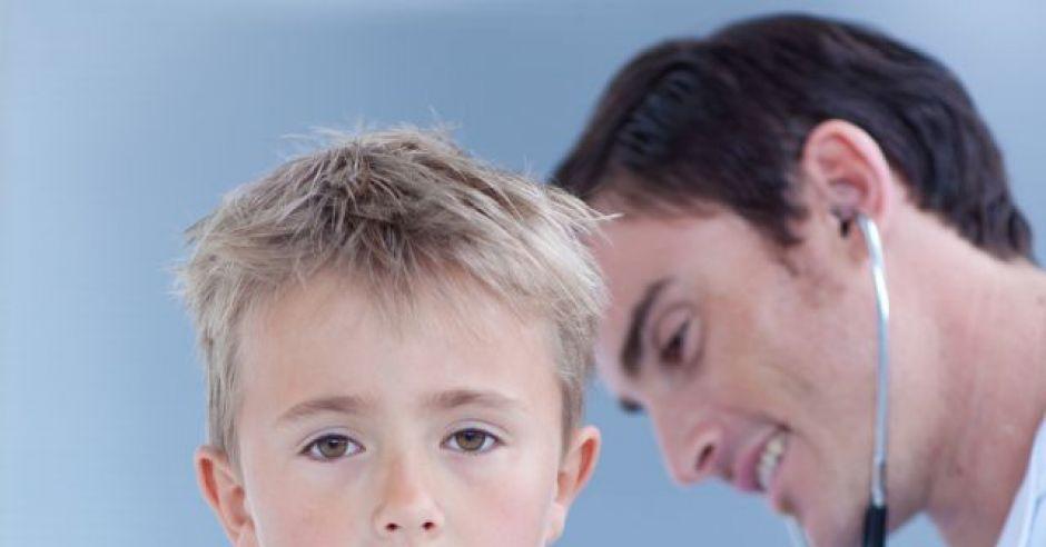 dziecko, zdrowie dziecka, lekarz, badanie
