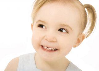 dziecko, zęby, uśmiech