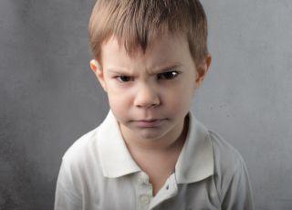 dziecko, złośc, agresja