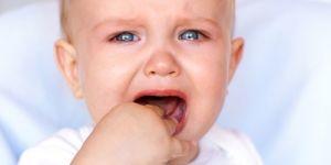 dziecko, złość dziecka, płacz dziecka