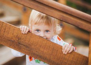 Dziecko zniknęło mamie z oczu w trakcie zabawy