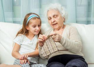 dzien babci