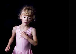 Dziewczynka chora na rzadką chorobę genetyczną