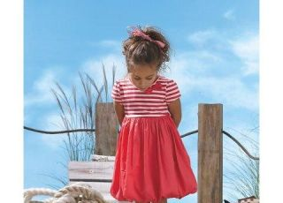 dziewczynka, kolekcja ubrań Mothercare wiosna 2014