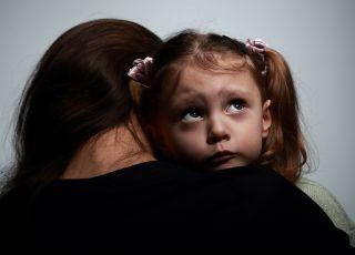 dziewczynka, która porzuciła matka