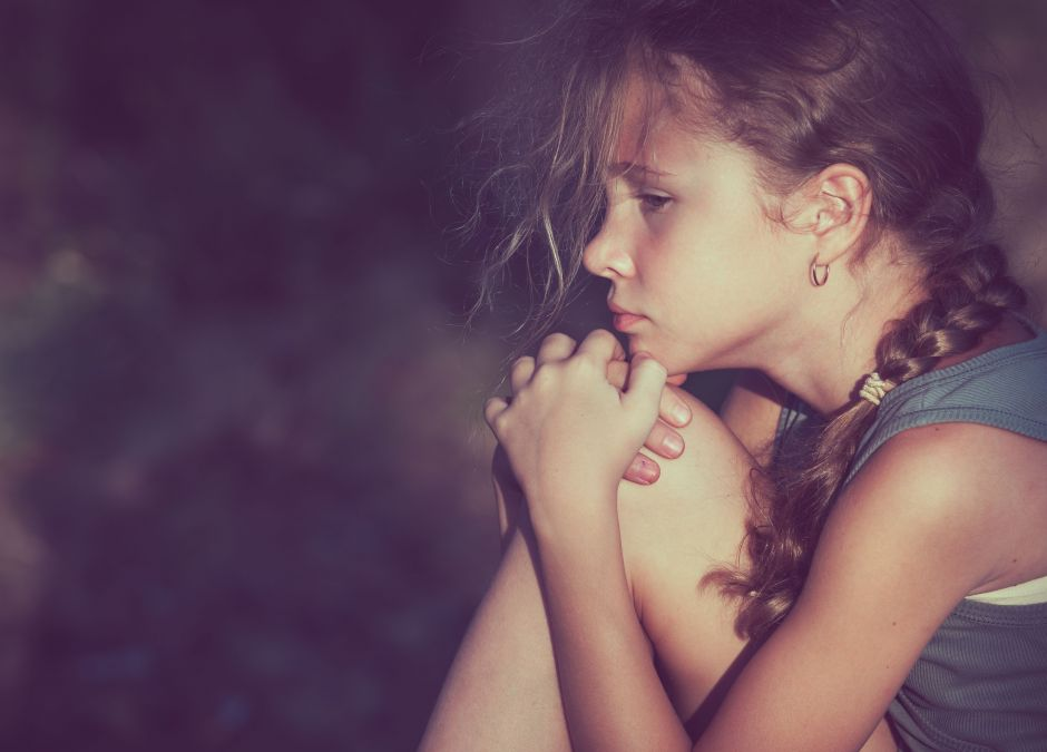 Dziewczynka, która się ukrywa