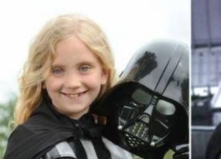 Dziewczynka Lord Vader