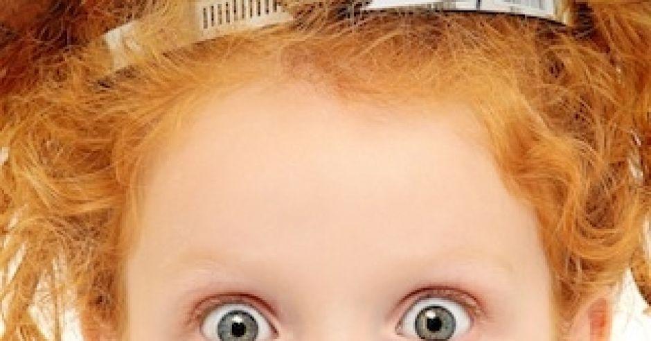 Rude Włosy U Dziecka Skąd Się Biorą Rude Włosy Mamotojapl