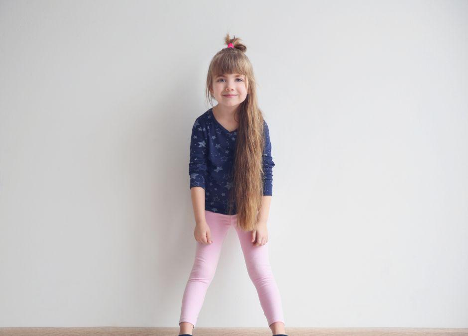 dziewczynki nie powinny nosić legginsów
