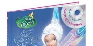 Dzwoneczek i sekret magicznych skrzydeł, bajka dla dzieci, bajki Disneya