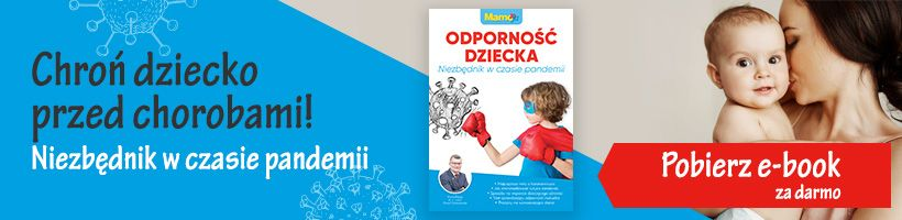 e-book Odporność dziecka konsultacja dr P. Grzesiowski