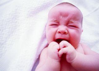 płacz noworodka, niemowlę płacze