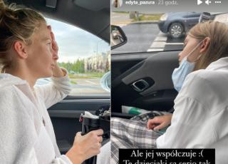 Edyta Pazura załamana polską szkołą