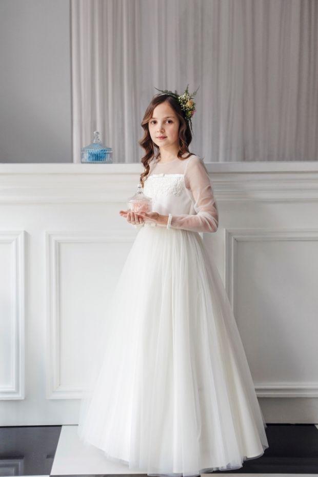 27eb12081f Sukienki komunijne najpiękniejsze (ale i stosowne do okazji ...