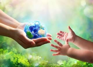 ekologiczna rodzina