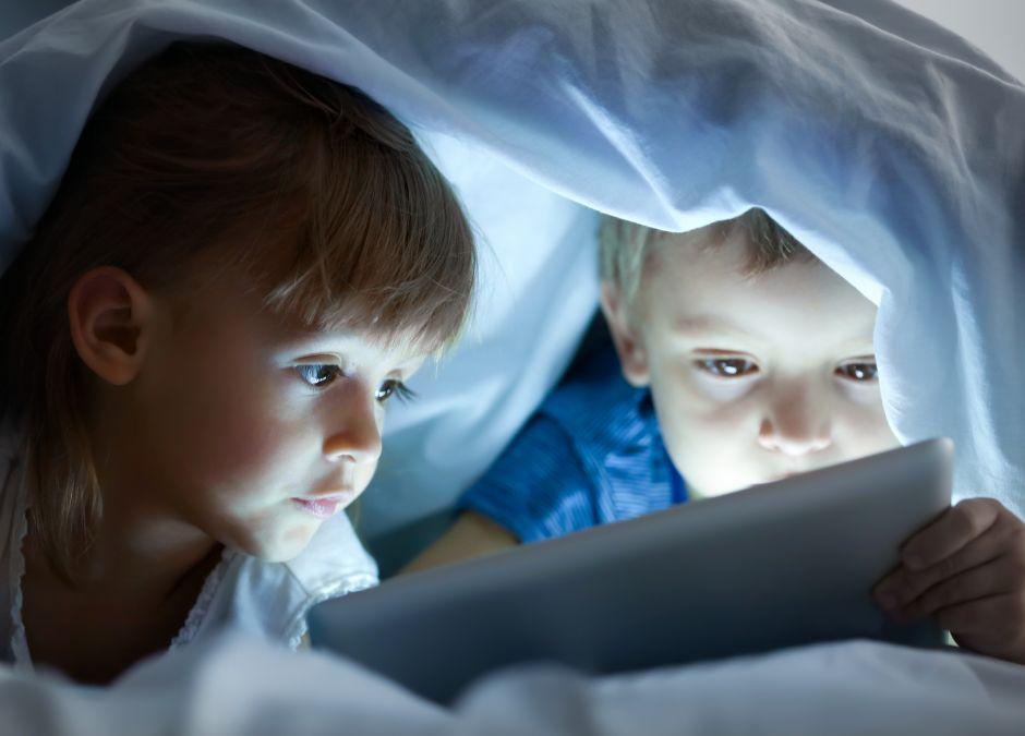 elektronika szkodzi mózgom przedszkolaków