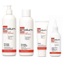 Linia kosmetyków Emolium dla dzieci od 1. dnia życia