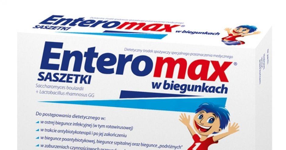 Enteromax, stop biegunkom