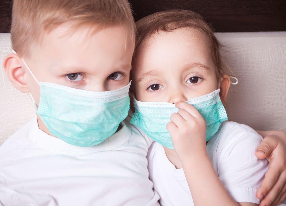 epidemia, koronawirus, dzieci