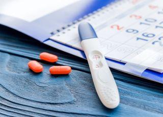fałszywy wynik testu ciążowego
